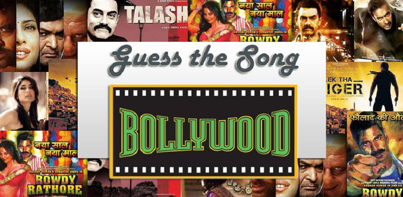 Guess the Song - Bollywood